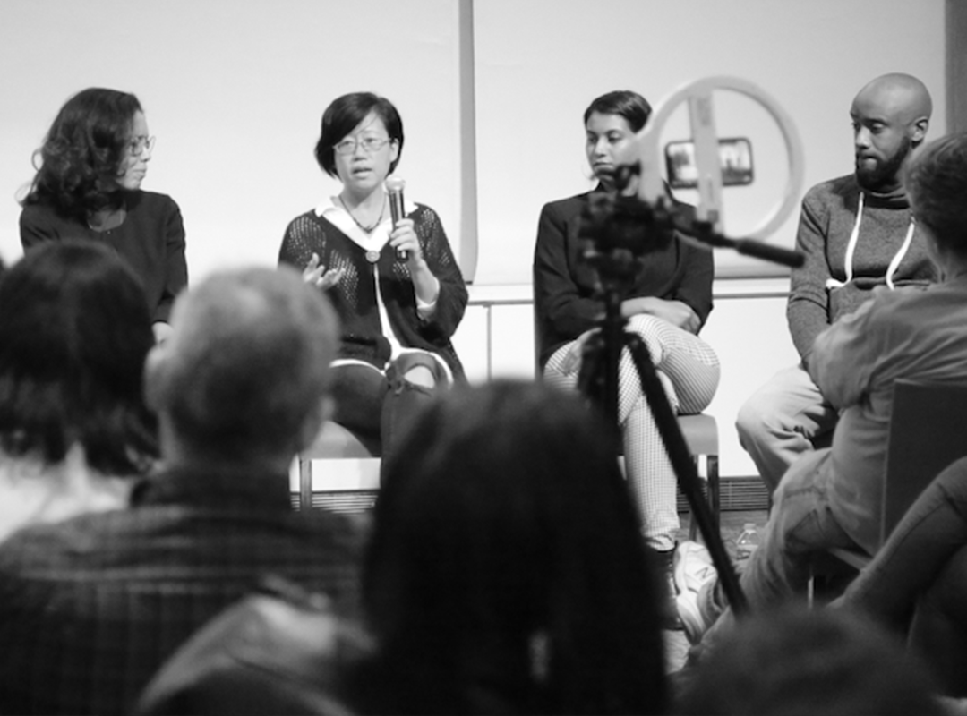 REPORTING ON IMMIGRATION: ACTIVISTS AND JOURNALISTS IN CONVERSATION