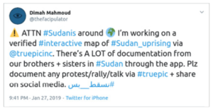 Dimah Mahmoud @thefacipulator tweet