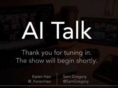 AI TALK: DETECTING DEEPFAKES